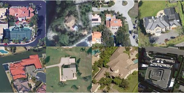 Tennis Players Houses - Photos & Maps of Pro Tennis Player