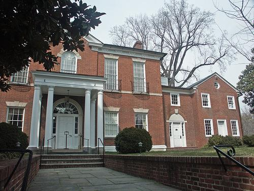 Dumbarton House, March 2006