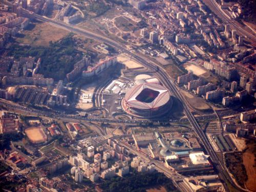 SL BENFICA STADIUMS PICTURES/IMAGENS DOS ESTADIOS DO SL BENFICA 540