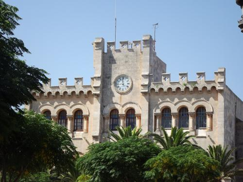 Town Hall of Ciutadella