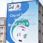 'City of Tshwane Welcomes Brazil, Italy & USA'