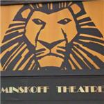 'The Lion King' at Minskoff Theatre