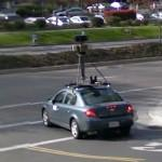 Another Street View car
