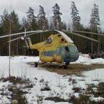 Mil Mi-8 'Hip' Helicopter
