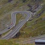 The Transfăgărăşan - most dramatic road