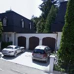 Saif al-Arab Gaddafis Villa in Munich and his Mercedes-Benz SLR McLaren