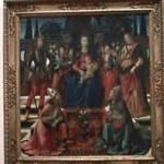 Ghirlandaio: Madonna Enthroned with Saints