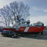 Canadian Coast Guard Cutter Vakta