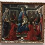 'Madonna and Child with Six Saints' by Sandro Botticelli