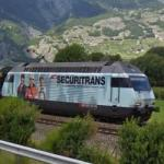Swiss Federal Railways Re460 Electric Locomotive