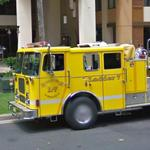 Honolulu Fire Department - Ladder 7 Tiller Truck