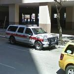 Houston Fire EMS Rescue Van
