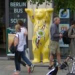 "Buddy Bear ""Welcome to Berlin"""