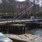 Aber Swing Bridge