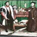 'The Ambassadors' by Hans Holbein the Younger