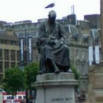 James Watt (Born 1736 - Died 1819)