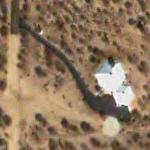 Burt Rutan's hexagon shaped home