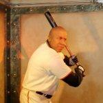 Barry Bonds Wax Figure