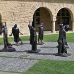 'Burghers of Calais' by Auguste Rodin