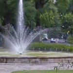 Chevy Chase Circle Fountain