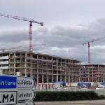 Construction of the Son Espases Hospital
