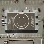 Smiley face roof