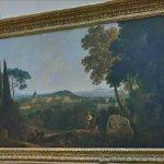 """St Peters and the Vatican from the Janiculum, Rome"" by Richard Wilson"
