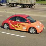 Flaming Beetle