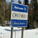 Welcome to Ontario