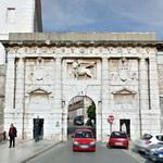 Renaissance city gate of Zadar