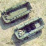 LARC-60 Amphibious Vehicles