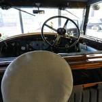 Inside a Rolls Royce Phantom II