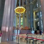 Inside Sagrada Familia