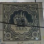 Graffiti by Shepard Fairey