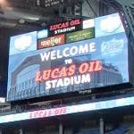 Welcome to Lucas Oil Stadium