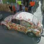 Fruits VW Beetle