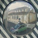 Google Car Reflection