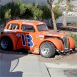 Legends race car