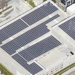 Solar Panels on MGM Parking Garage
