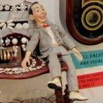 Pee Wee Herman Doll