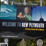 Welcome to New Plymouth