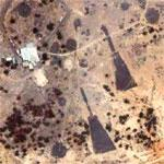 Odd Markings Near Djibouti