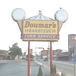 Doumar's Cones and Barbecue