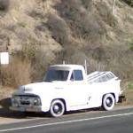 Ford F second generation pick up truck