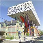 'Sharp Centre for Design' by Will Alsop