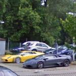 Lamborghini Murciélago and LP640 (coupe)