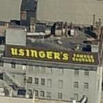 Usingers Famous Sausage Sign