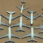 Used Airliner Lot