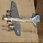 """Sentimental Journey""B-17 N9323Z / 44-83514/F/U (cn 32155) on Falcon Field"