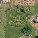 Maze at Missouri Botanical Garden